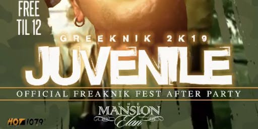 FreakNik Returns hosted By Juvinile!!!