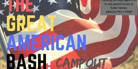 The Great American Bash Campout tickets