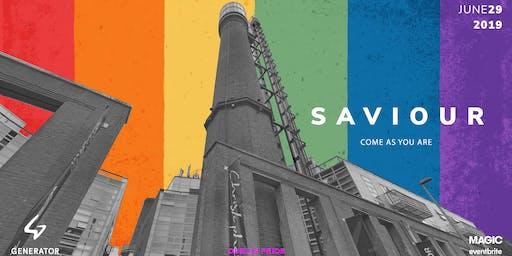 SAVIOUR x Dublin Pride