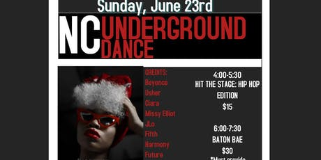 Diddi Emah @ NC Underground tickets