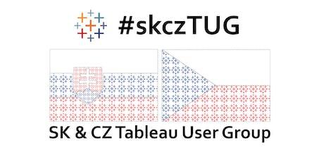 SK & CZ Tableau User Group #skczTUG Meetup (Bratislava Edition) tickets