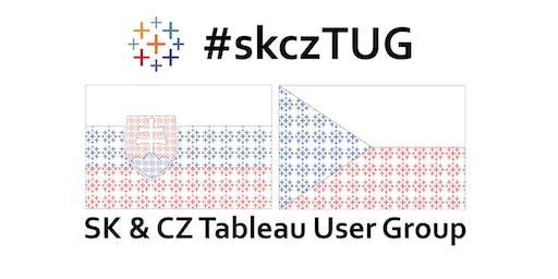 SK & CZ Tableau User Group #skczTUG Meetup (Bratislava Edition)