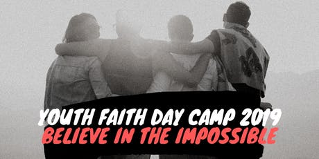 Youth Faith Day Camp 2019 tickets