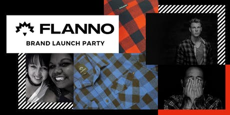 FLANNO  BRAND LAUNCH PARTY tickets
