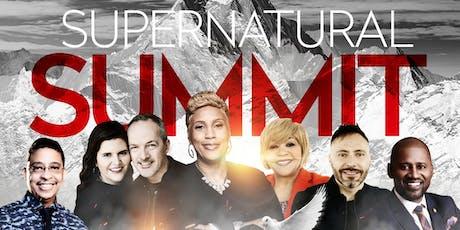 Supernatural Summit 2019 tickets