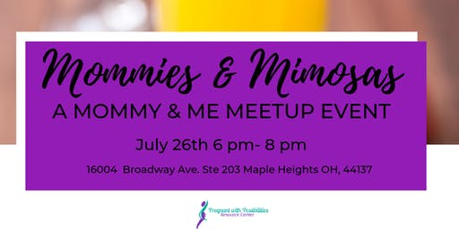 Mommy & Me Meetup: Mommies & Mimosas