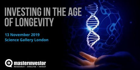 Master Investor Masterclass: Investing in the age of longevity tickets