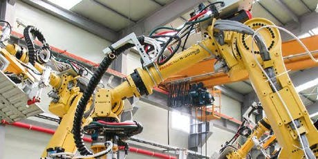 The Global Future of Artificial Intelligence and Cobots for Manufacturing Industry Event Forum tickets