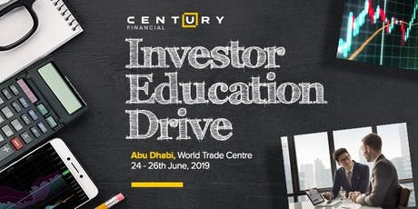Free Investor Education Drive in Abu Dhabi tickets
