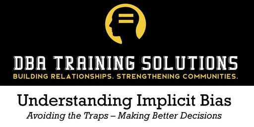 CEIR Implicit Bias Training 8/6/19