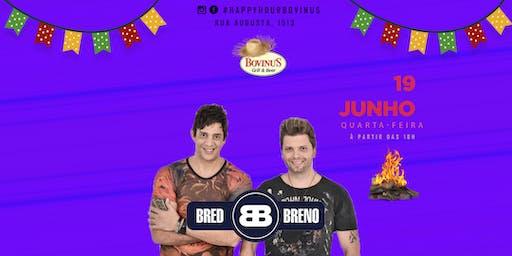 Happy Hour com Bred e Breno