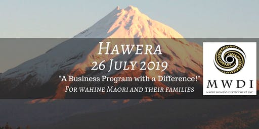 MWDI HineBoss - Hawera