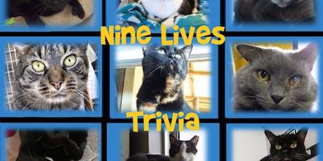 Nine Lives Trivia tickets