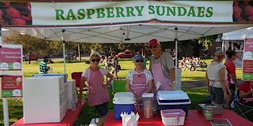 Hopkins Raspberry Festival Food Vendor