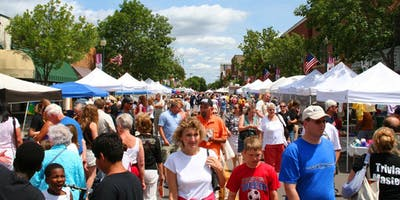 Hopkins Raspberry Festival Marketplace Fair