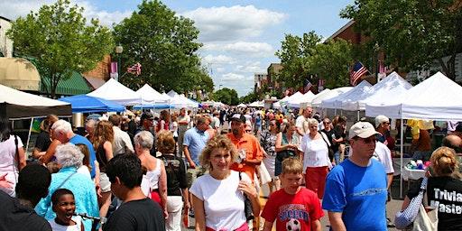Hopkins Raspberry Festival Marketplace Fair