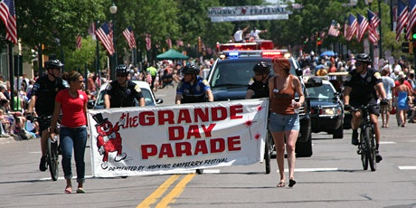 Hopkins Raspberry Festival Grande Day Parade tickets