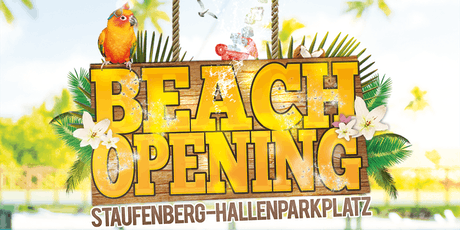 Beachparty Opening Tickets