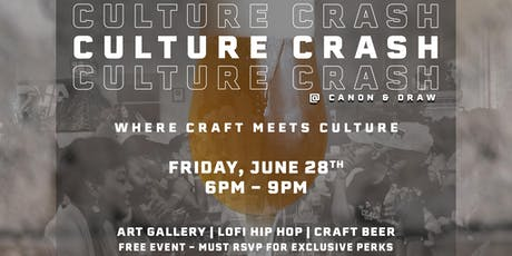 Capsoul Culture Crash (A Craft Beer Experience) tickets