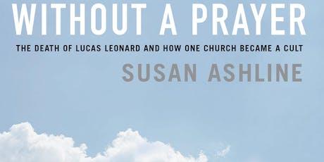 Local True Crime Author Susan Ashline Q&A tickets