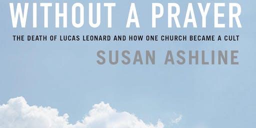Local True Crime Author Susan Ashline Q&A
