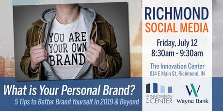 What Is Your Personal Brand? tickets