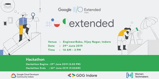 Google I/O Extended '19