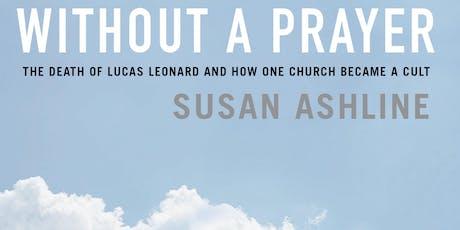 True Crime Author Susan Ashline Meet & Greet, Book Signing tickets