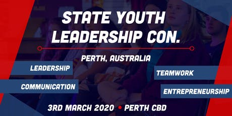 Perth Youth Leadership Conference 2020 tickets
