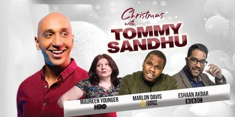 Christmas With Tommy Sandhu tickets