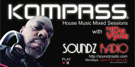 DaVyne Mixed Sessions on Soundz Radio tickets