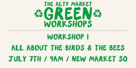 The Alty Market Green Workshops tickets