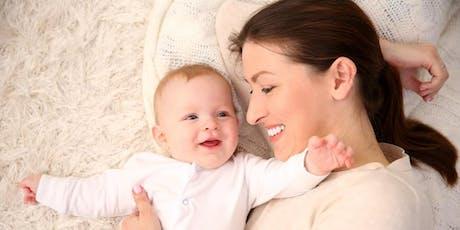 Natural Baby, Happy Mummy Masterclass tickets