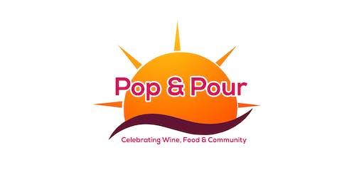 Pop & Pour Wine Tasting