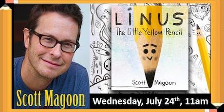 Scott Magoon tickets