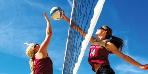 Miller Lite Co-Ed 6's Volleyball tournament