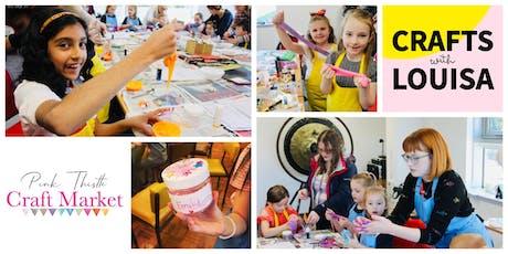 Slime Making Workshop for Kids tickets