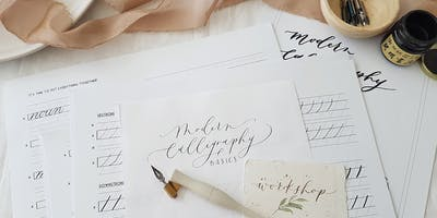 Modern Calligraphy Basics Workshop