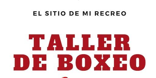 TALLER DE BOXEO