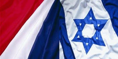 Atelier Fiscalité le 8 Juillet à Tel Aviv billets