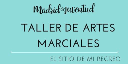 TALLER DE ARTES MARCIALES