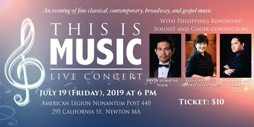 This is Music - Live Concert