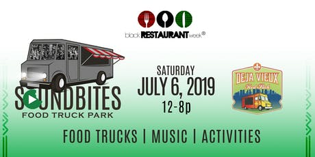 Soundbites Food Truck Park: New Orleans 2019 tickets