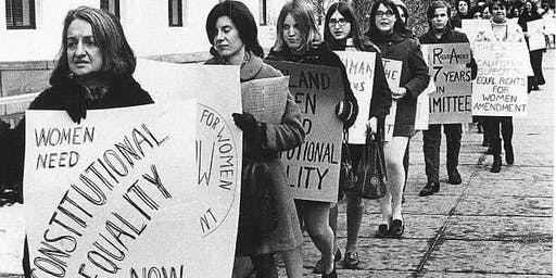 The History and Resurrection of the Equal Rights Amendment