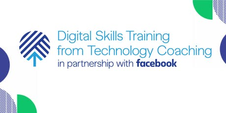 Facebook's Digital Skills Training tickets