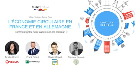 Cluny Ecology - Circular Economy Round Table tickets