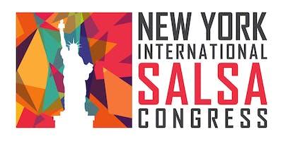 2019 Goya New York International Salsa Congress - Old Skool Room