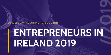 Entrepreneurs in Ireland 2019 tickets