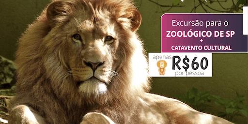 Zoológico de São Paulo + Catavento Cultural