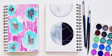 Summer Camp Sundays - Watercolor Sketchbook tickets
